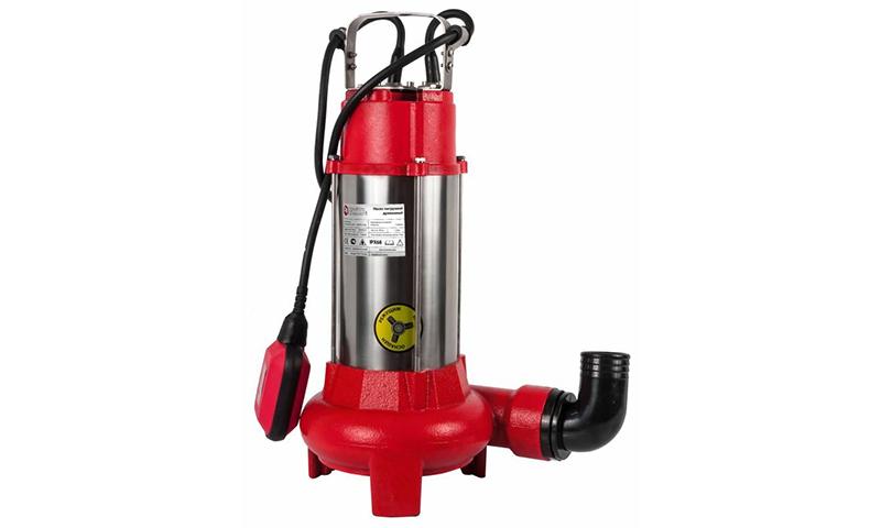 QUATTRO ELEMENTI Sewage 1100F Ci-Cut – лучший сбалансированный фекальный насос