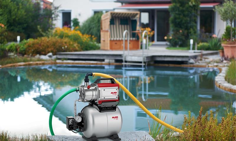 Автоматические насосные станции водоснабжения для частного дома