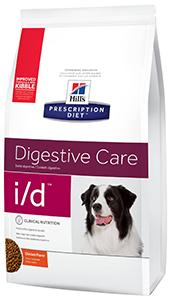 Лечебные корма для собак с проблемами жкт