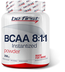 Be First BCAA 8:1:1 Instantized Powder
