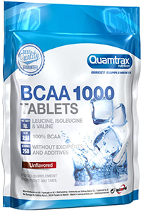 Quamtrax Nutrition BCAA 1000