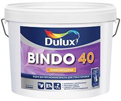 Dulux Bindo 40 – износостойкое покрытие для стен и потолков