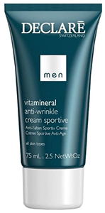 Declare Men Vitamineral Anti-Wrinkle Cream Sportive – защита и омоложение