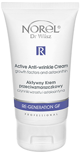 Norel Dr Wilsz Anti-wrinkle Cream with growth factors – пептидный коктейль