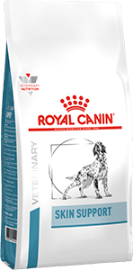 Royal Canin Skin Support – диета при дерматозах и атопии