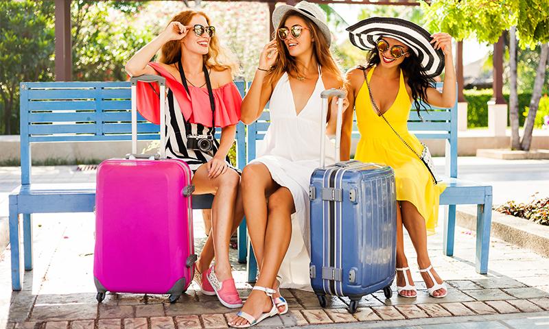 Топ чемоданов для путешествий