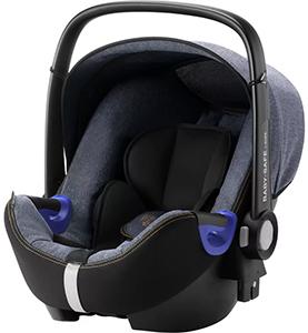 Britax Romer Baby-Safe i-Size – самое комфортное кресло для малышей