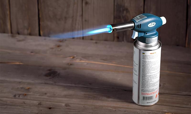 Выбор газовой горелки на баллончик