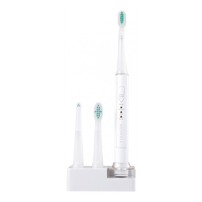 Электрическая зубная щетка от зубного камня