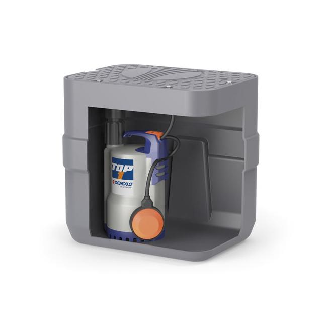 Pedrollo SAR 40-TOP-VORTEX 5MT – автоматическая канализационная установка для отведения бытовых стоков под напором