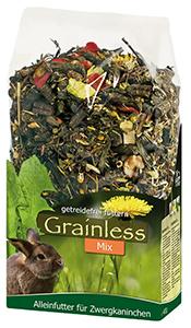 JR Farm Grainless mix – ежедневный рацион для карликовых кроликов