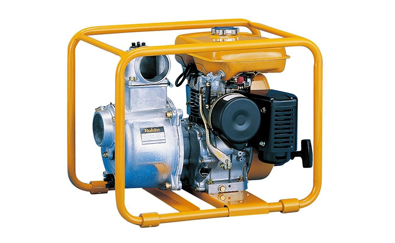 ROBIN PTG 307 ST — с двигателем Subaru