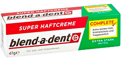 Какой крем для фиксации зубных протезов лучше