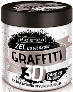 Bielenda Graffiti 3D Extra Strong Stayling Hair Gel