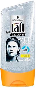 Schwarzkopf Taft Looks Wet Look Shine Gel