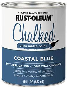 Rust Oleum Chalked Ultra Matte Paint