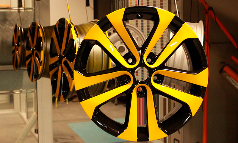 kraska dlia diskov