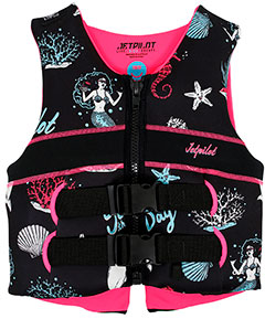 Jetpilot Cause Teen Neo Vest Girls