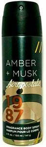 Aeropostale Amber Musk Fragrance Body Spray