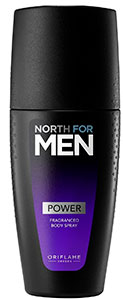 Oriflame North For Men Power