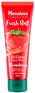 Himalaya Oil Clear Face Wash Strawberry