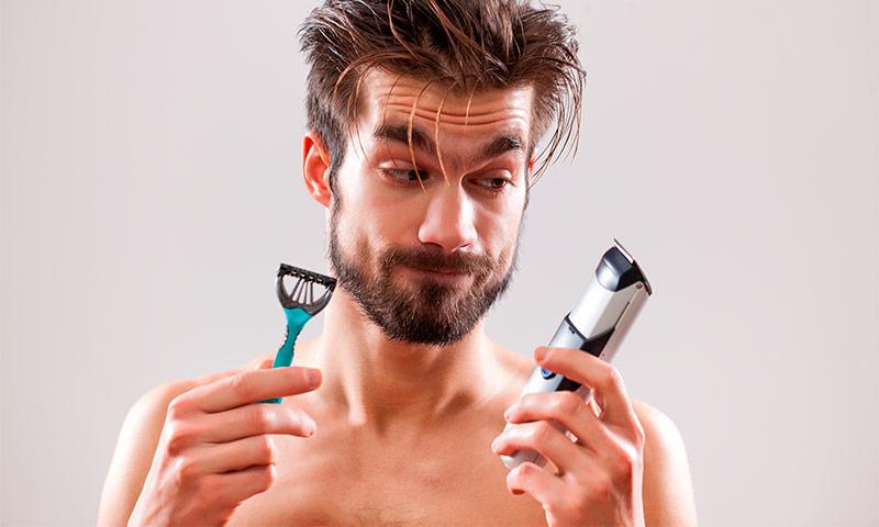 Триммеры для бороды