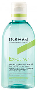 Noreva Exfoliatic Lotion Micellaire Purifiante