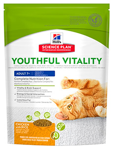 Hills Science Plan Feline Adult 7 Youthful Vitality
