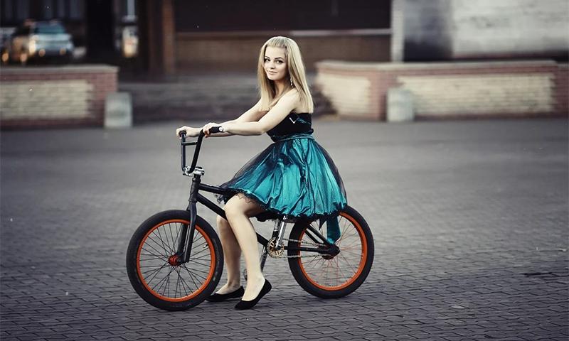 Принцип работы и устройство BMX-велосипеда