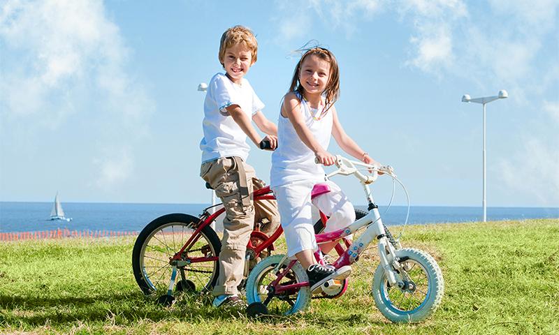 Сколько стоит детский велосипед