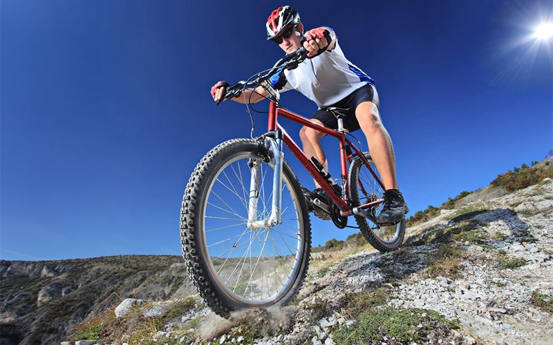 Принцип работы и устройство горного велосипеда