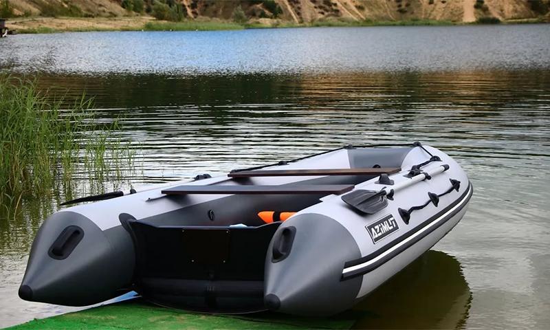 Принцип работы и устройство ПВХ лодки