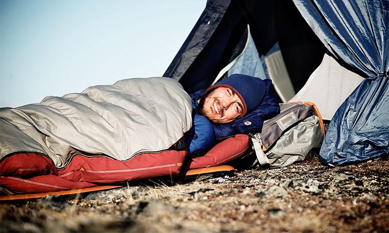 Сколько стоит спальный мешок