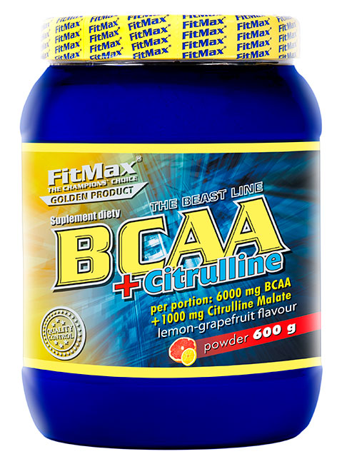BCAA Citrulline FitMax