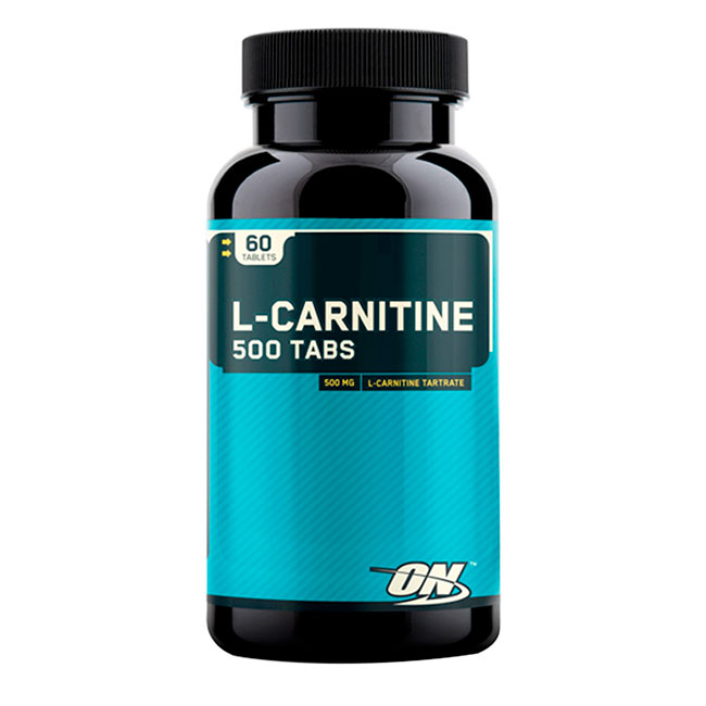 Optimum Nutrition L carnitine 500