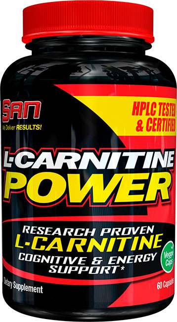 SAN L Carnitine Power