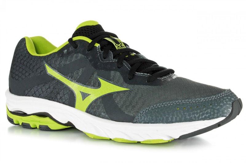c111a9fe Модель беговых кроссовок MizunoELEVATION подходит профессиональным  спортсменам, как для коротких, так и для длинных дистанций.