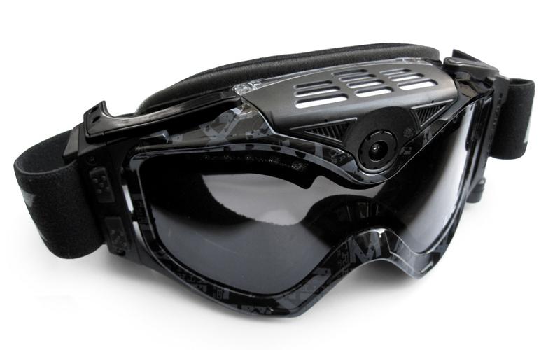 Очки со встроенной экшн-камерой