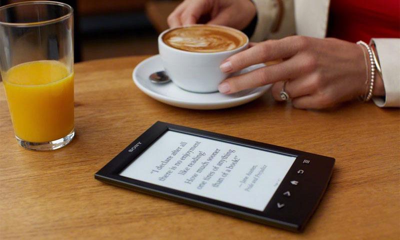 электронная книга для чтения