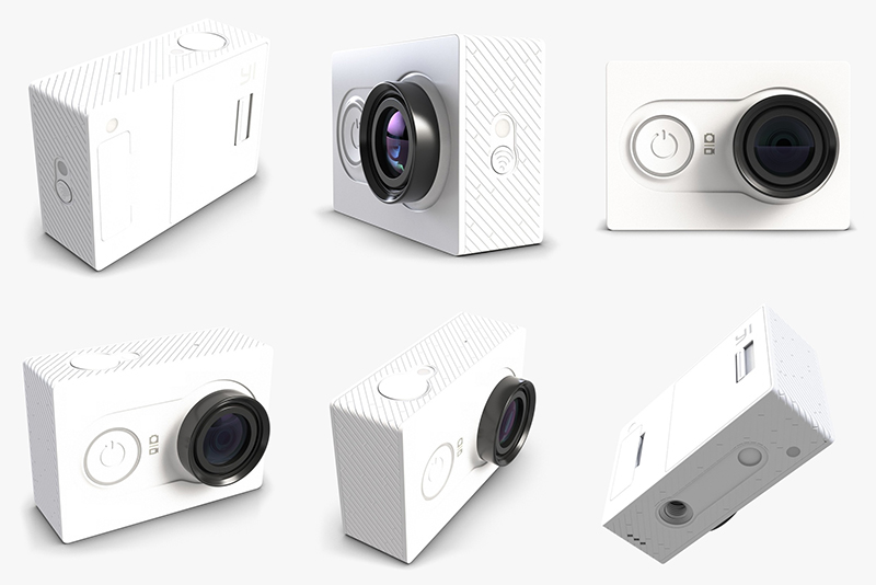 Xiaomi Yi Action Camera Basic Edition - на любой случай