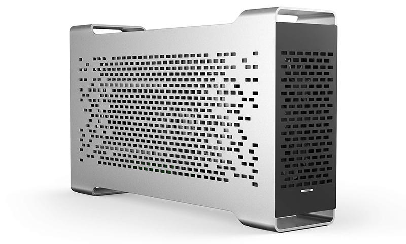 BizonBOX 3 – видеокарта для ноутбуков и компьютеров Apple
