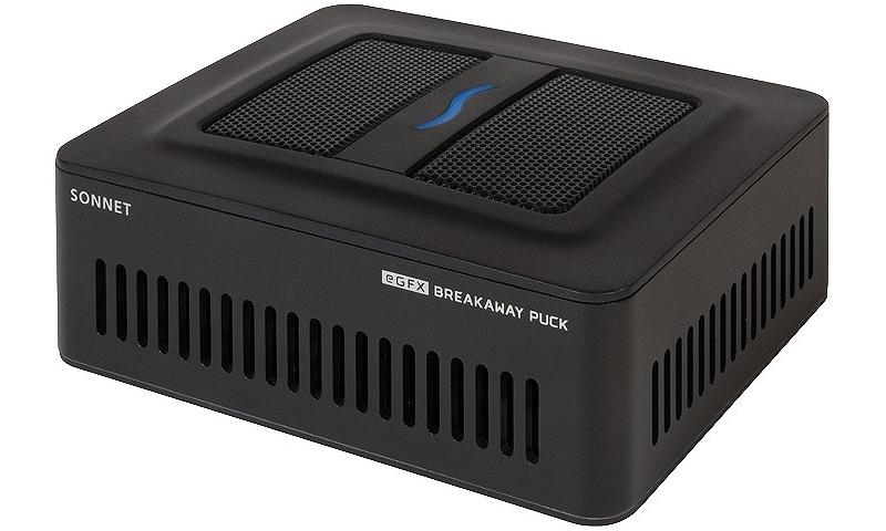 eGFX Breakaway Puck – графическая док-станция для ультрабуков