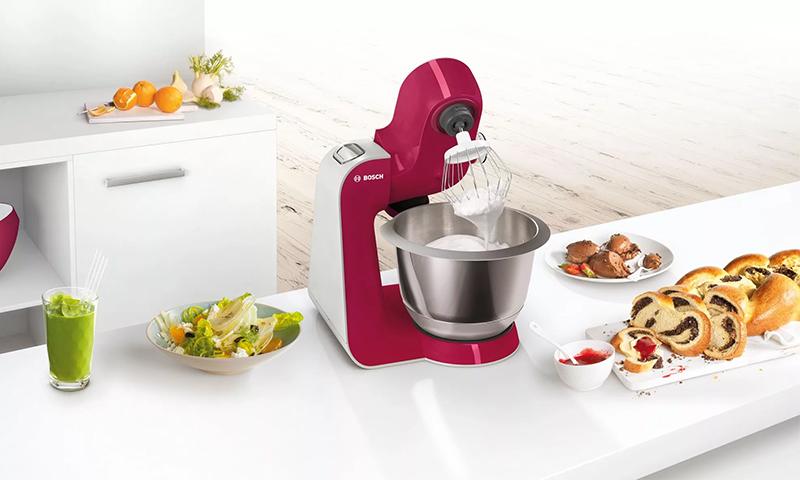 Принцип работы и устройство кухонного комбайна